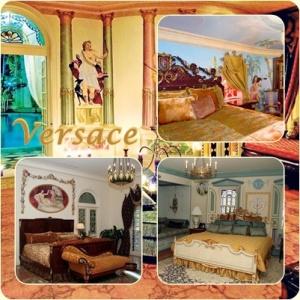 versace's home