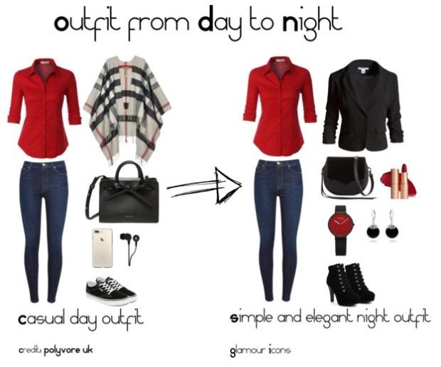 day to night